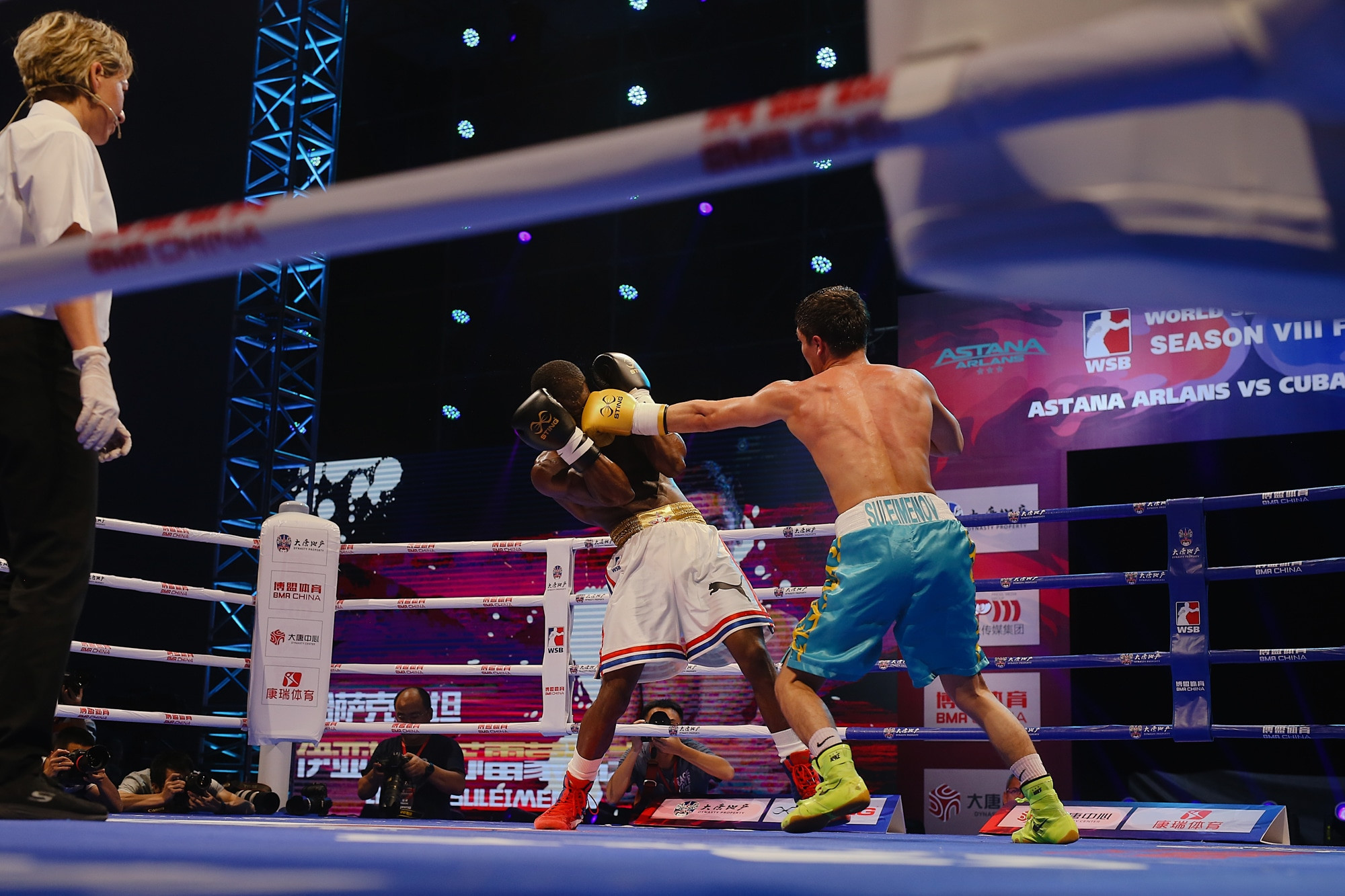 "World Series of Boxing set to collapse as AIBA confirm event is ""inactive"""