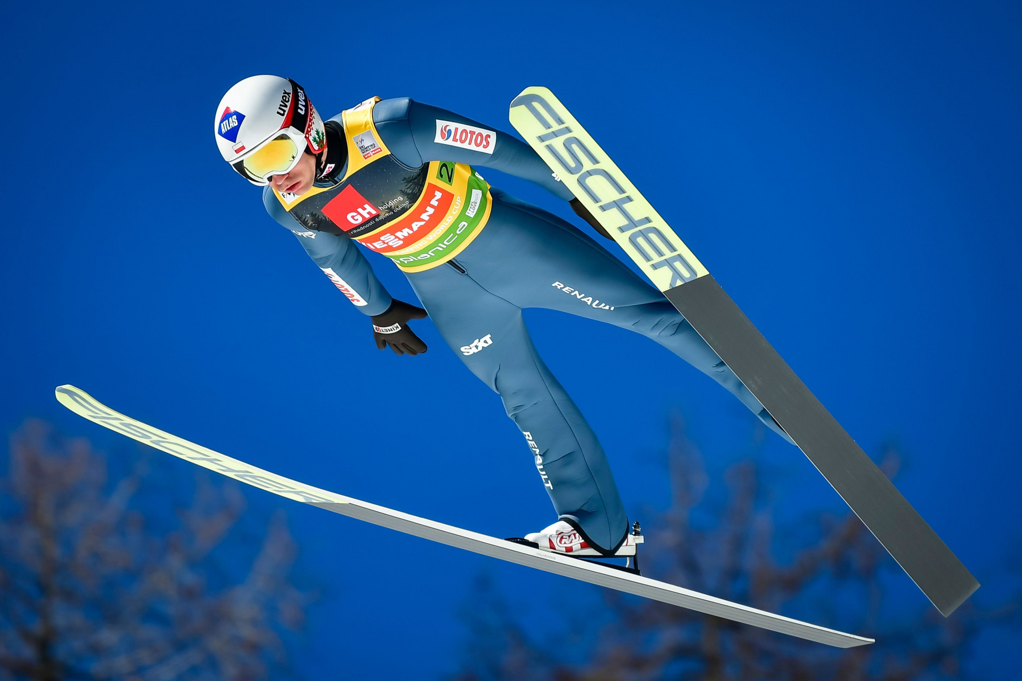 Poland claim team large hill honours at FIS Ski Jumping Grand Prix