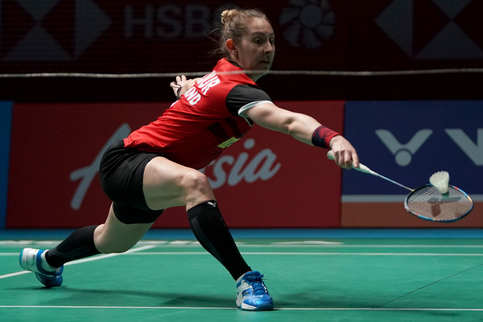 Scotland's Gilmour misses title by a fraction in BWF Russian Open women's final