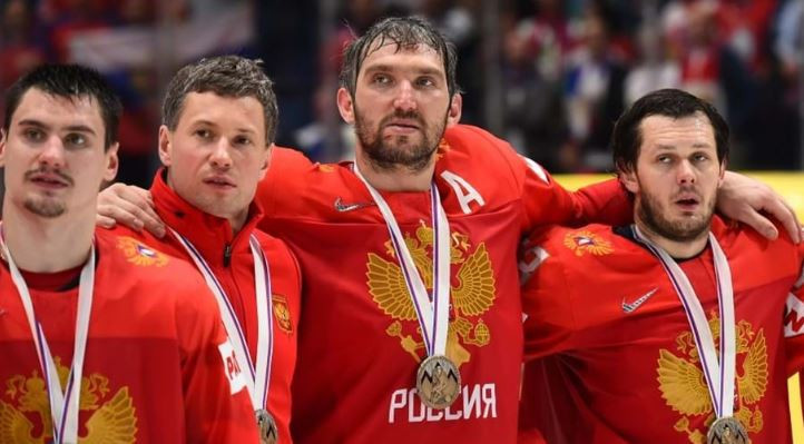 Ovechkin to be NHL ambassador for Chinese tour