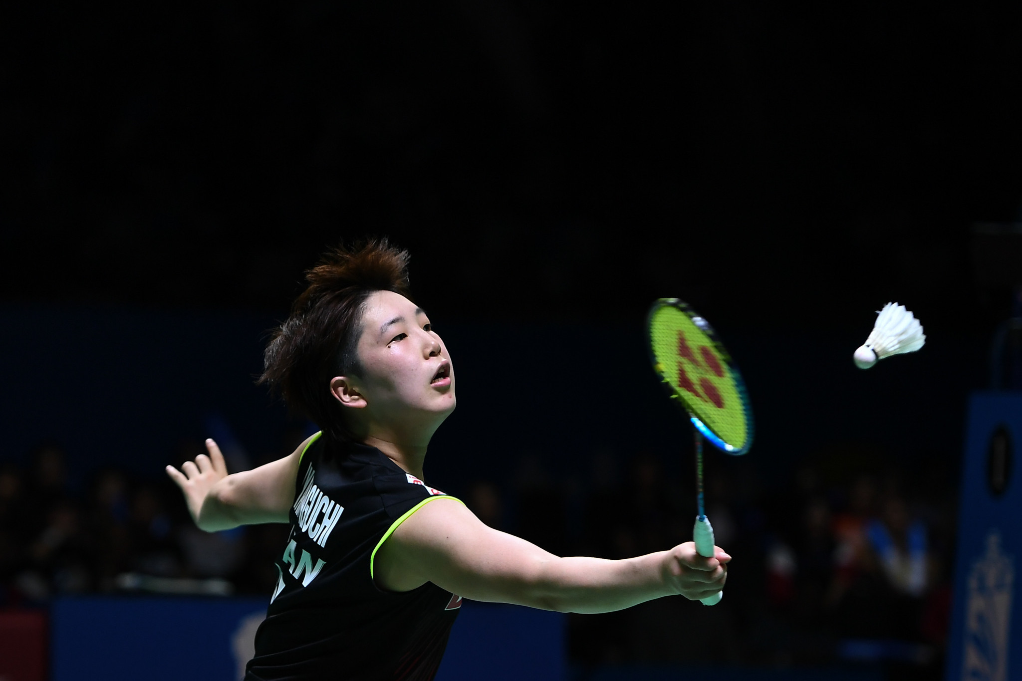Akane Yamaguchi beat PV Sindhu in the women's final  ©Getty Images