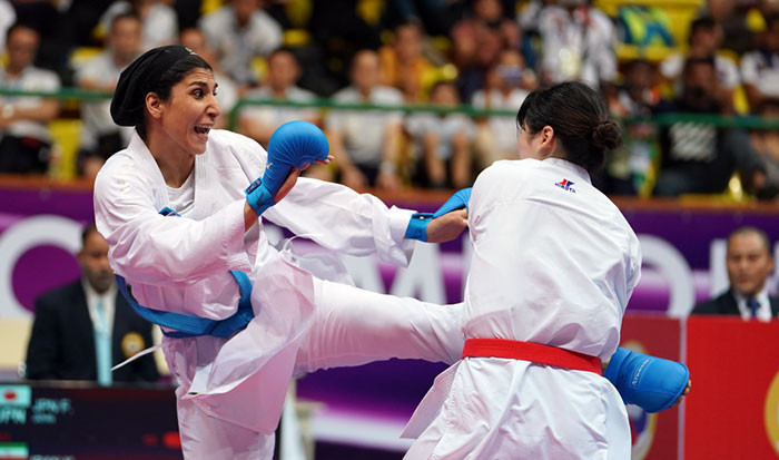 Iran win both team kumite finals as Asian Karate Championships conclude