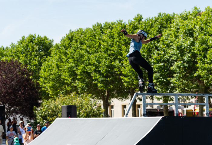 Ducarroz and Tisler earn gold at FISE European Series in Châteauroux