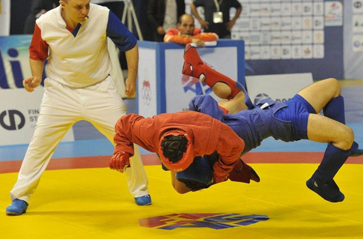 The World Sambo Championships are currently taking place here in Morocco's largest city