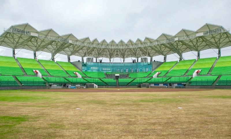 Fraccari opens new stadium dedicated to youth baseball and softball in Taiwan