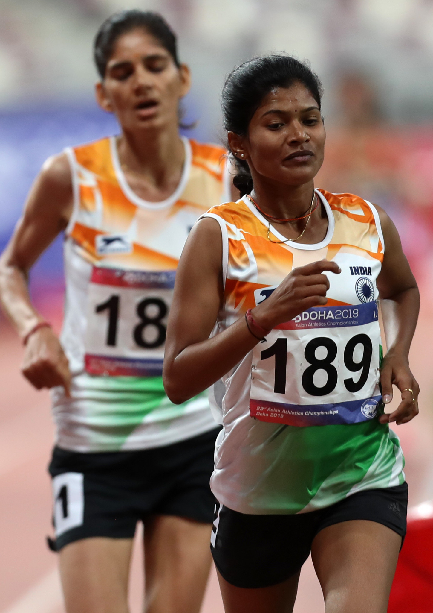 Sanjivani Jadhav is a two-time Asian Athletics Championships bronze medallist ©Getty Images