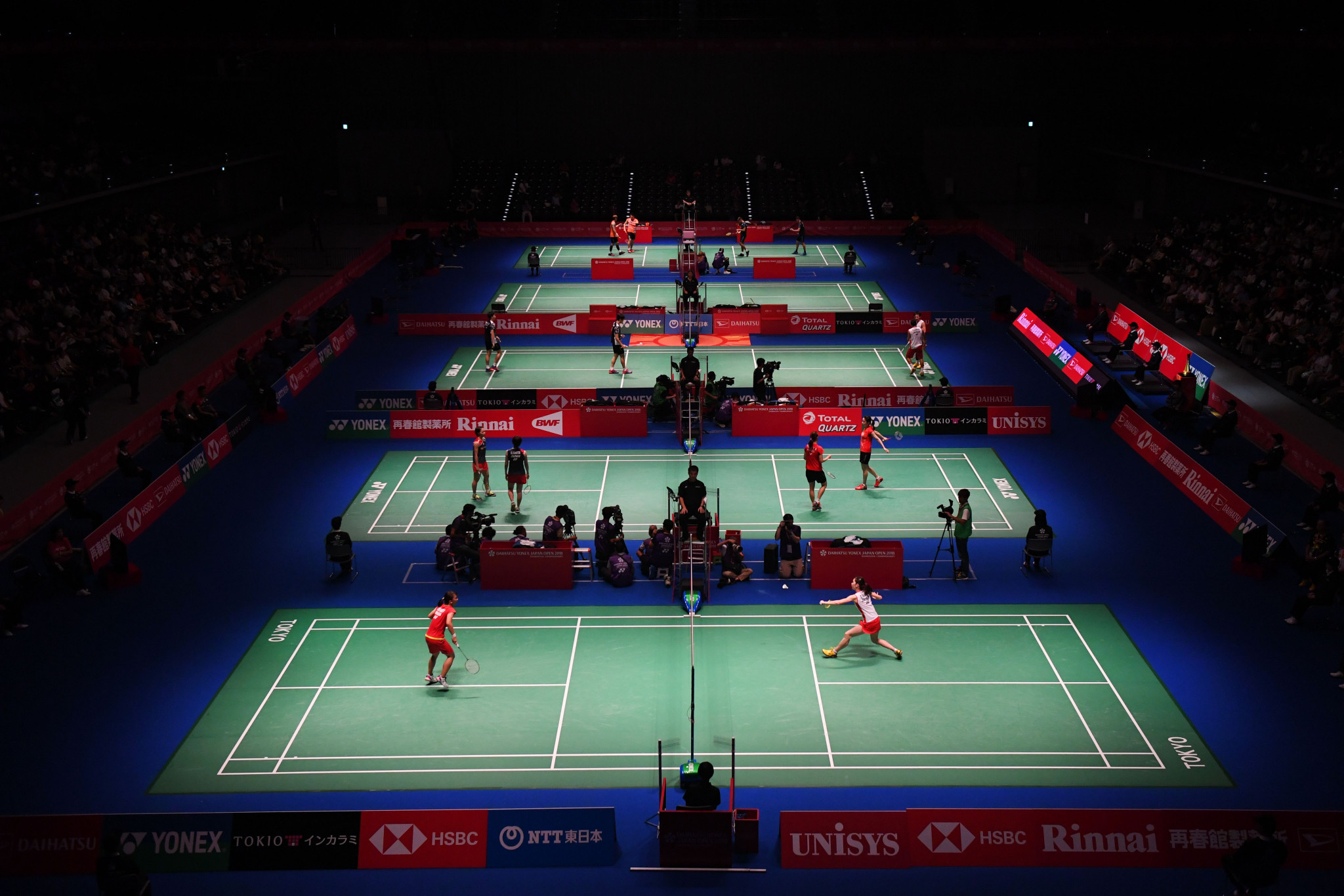 Momota aiming to rediscover form at Tokyo 2020 badminton test event