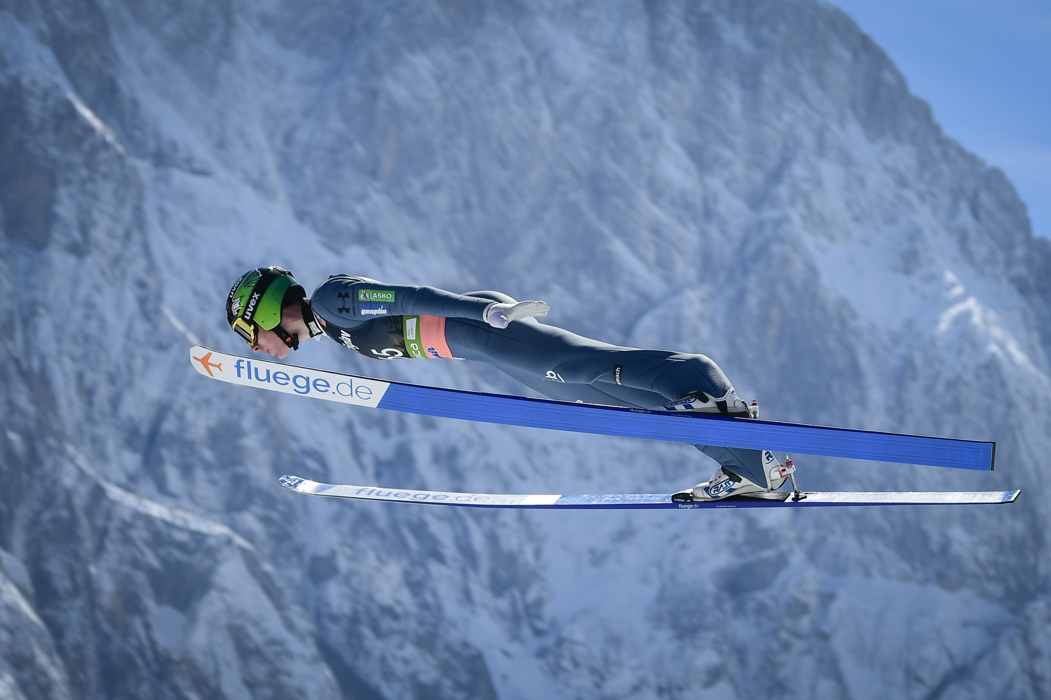 Zajc claims first individual victory of FIS Ski Jumping Grand Prix
