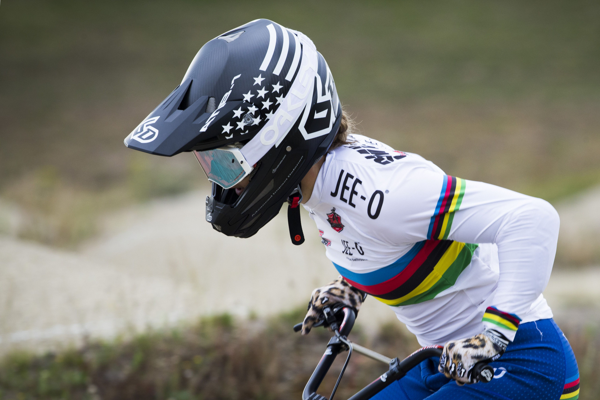 Smulders favourite to retain women's title at BMX World Championships