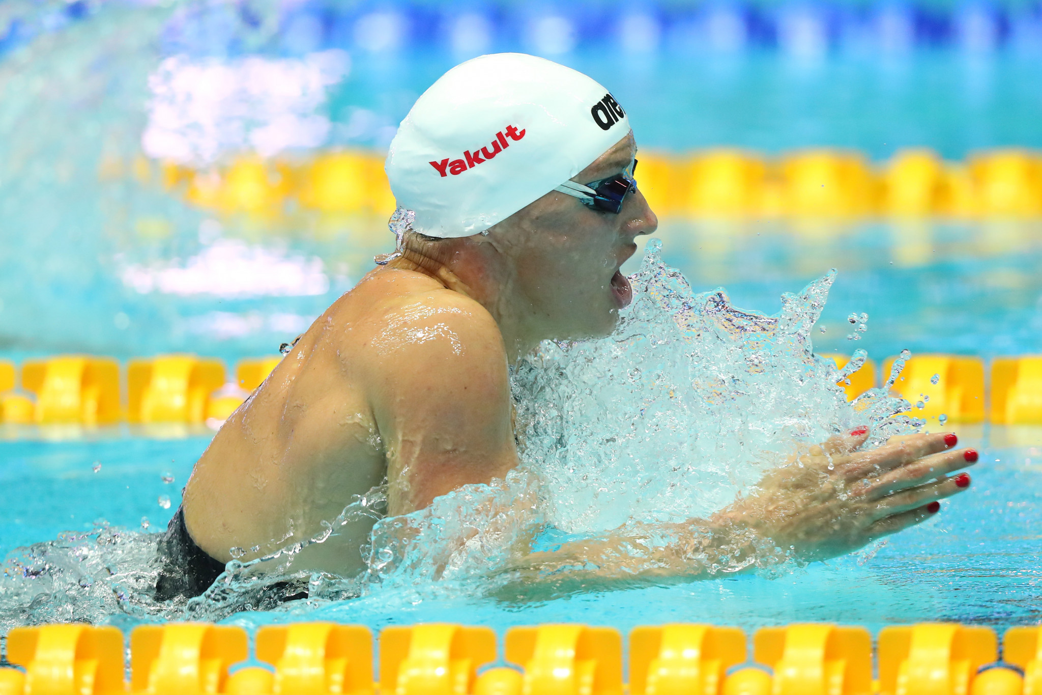 Olympic champion Hosszú claims fourth 200m medley world title in Gwangju