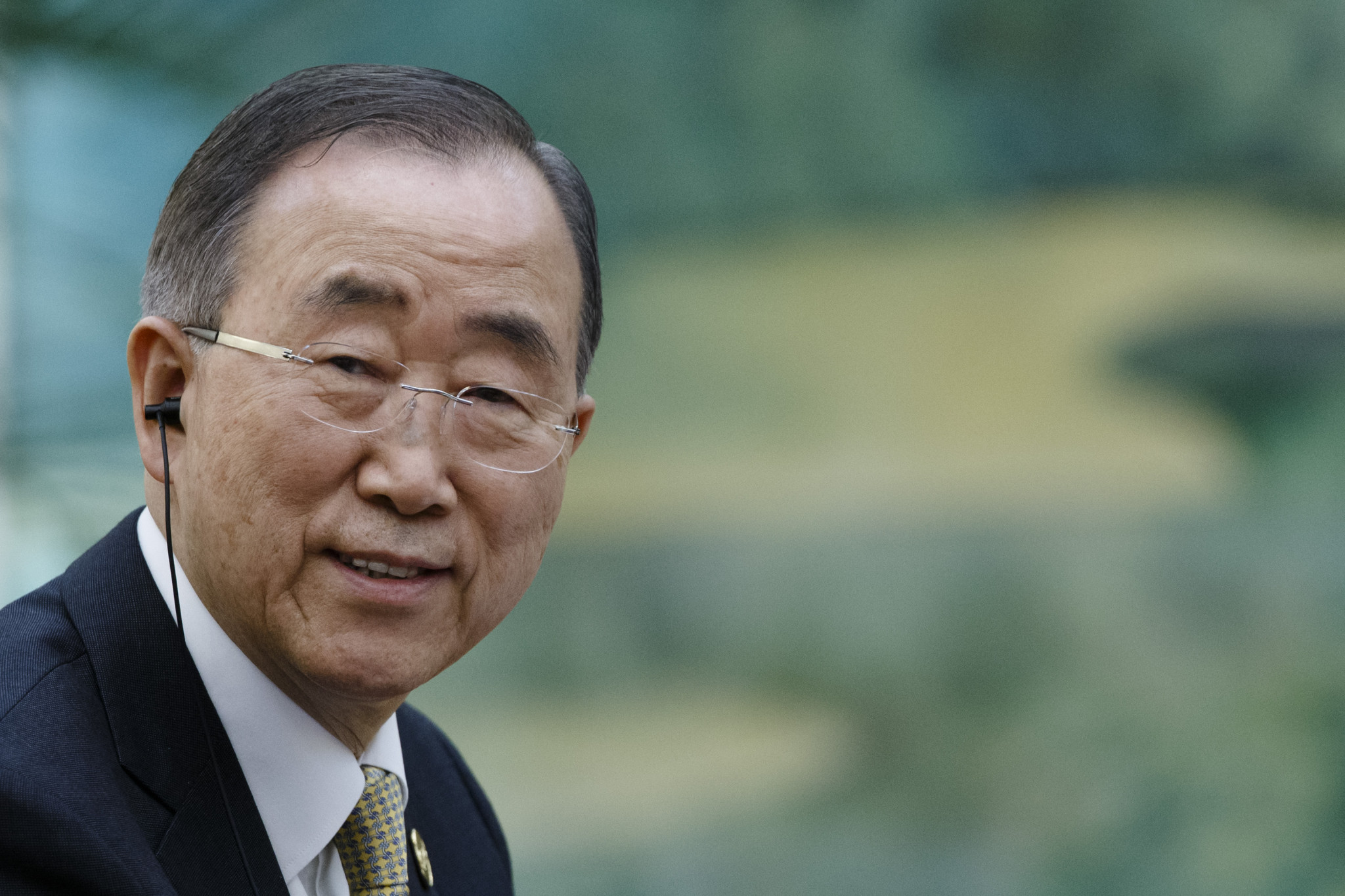 The IOC Ethics Commission is chaired by former United States Secretary-General Ban Ki-moon ©Getty Images