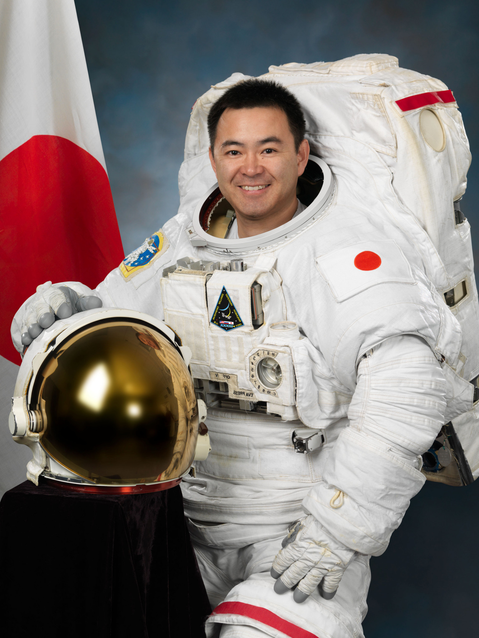 Akihiko Hoshide said he was honoured to be appointed to the role ©JAXA