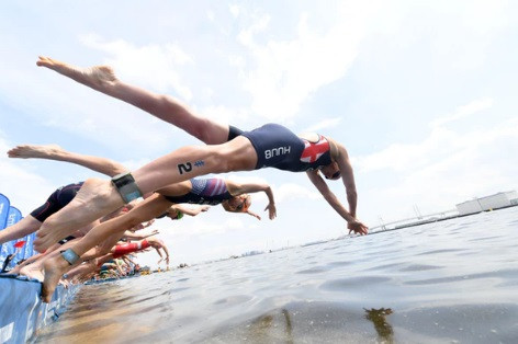 Chengdu to host dedicated mixed relay qualifier for Tokyo 2020 as part of World Triathlon Series