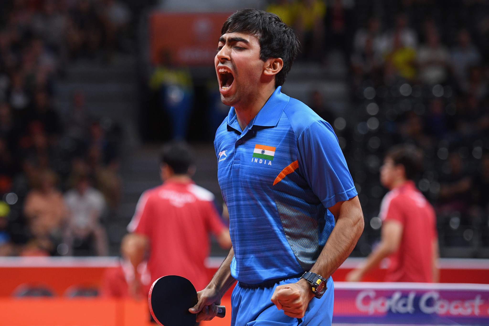 India complete clean sweep of gold medals at Commonwealth Table Tennis Championships