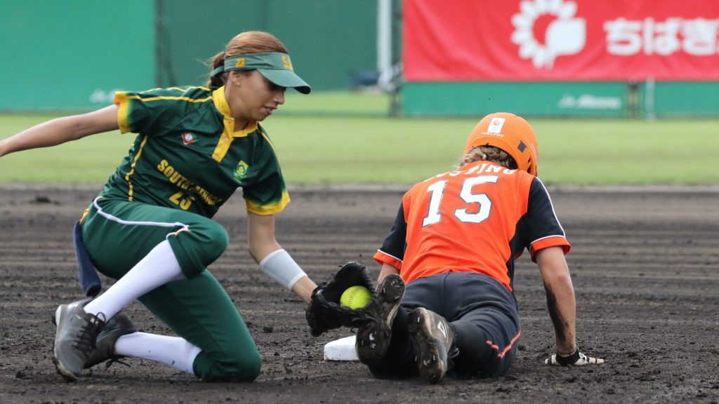 South Africa is aiming to become the first African nation to qualify for the Olympic Games softball competition ©WBSC