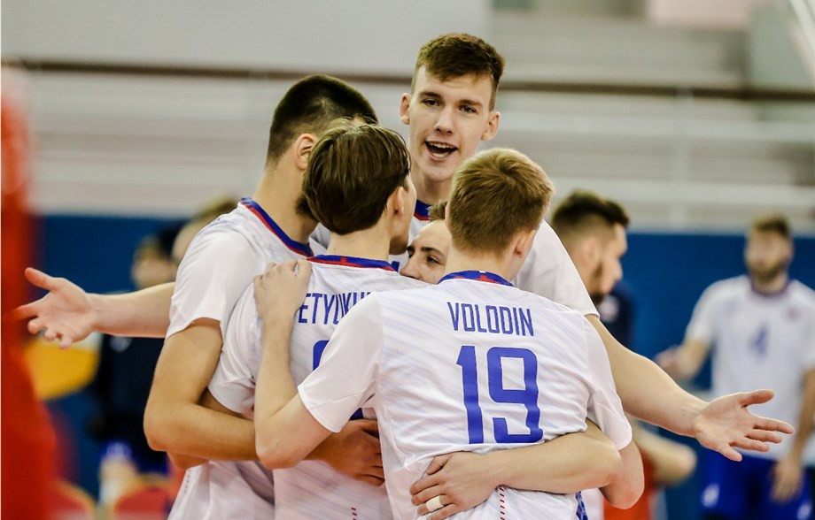 Russia and Italy keep perfect starts alive as FIVB Men's Under-21 World Championship enters second phase