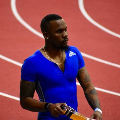 Shane Brathwaite will aim to upgrade his 110m hurdle bronze medal from the Toronto 2015 Pan American Games ©Twitter