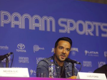 "Singer Luis Fonsi ""honoured"" to be part of Lima 2019 Opening Ceremony"