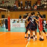 Defending champions Tunisia keep up winning momentum at 10th Men's African Volleyball Championships