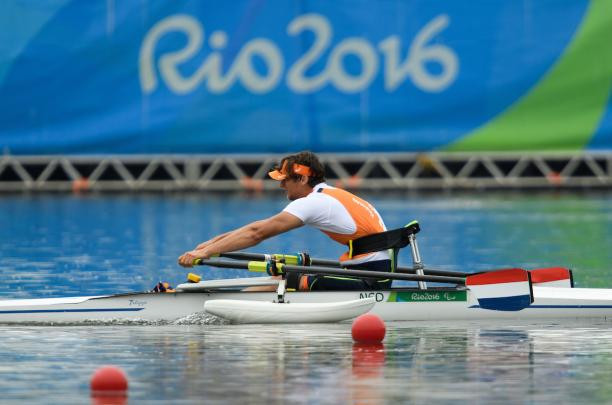 Para-rowing is one of the 19 sports set to be broadcast at the Tokyo 2020 Paralympic Games ©IPC