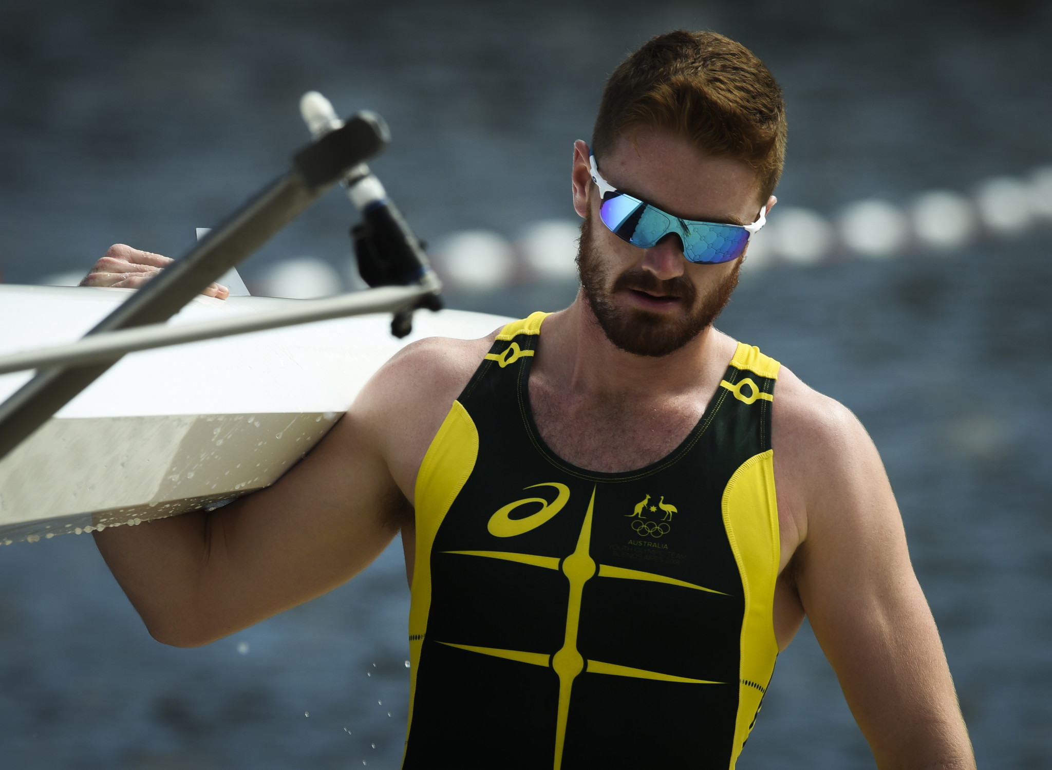 Youth Olympic medallist Cormac Kennedy-Leverett will go in the men's single sculls ©Getty Images