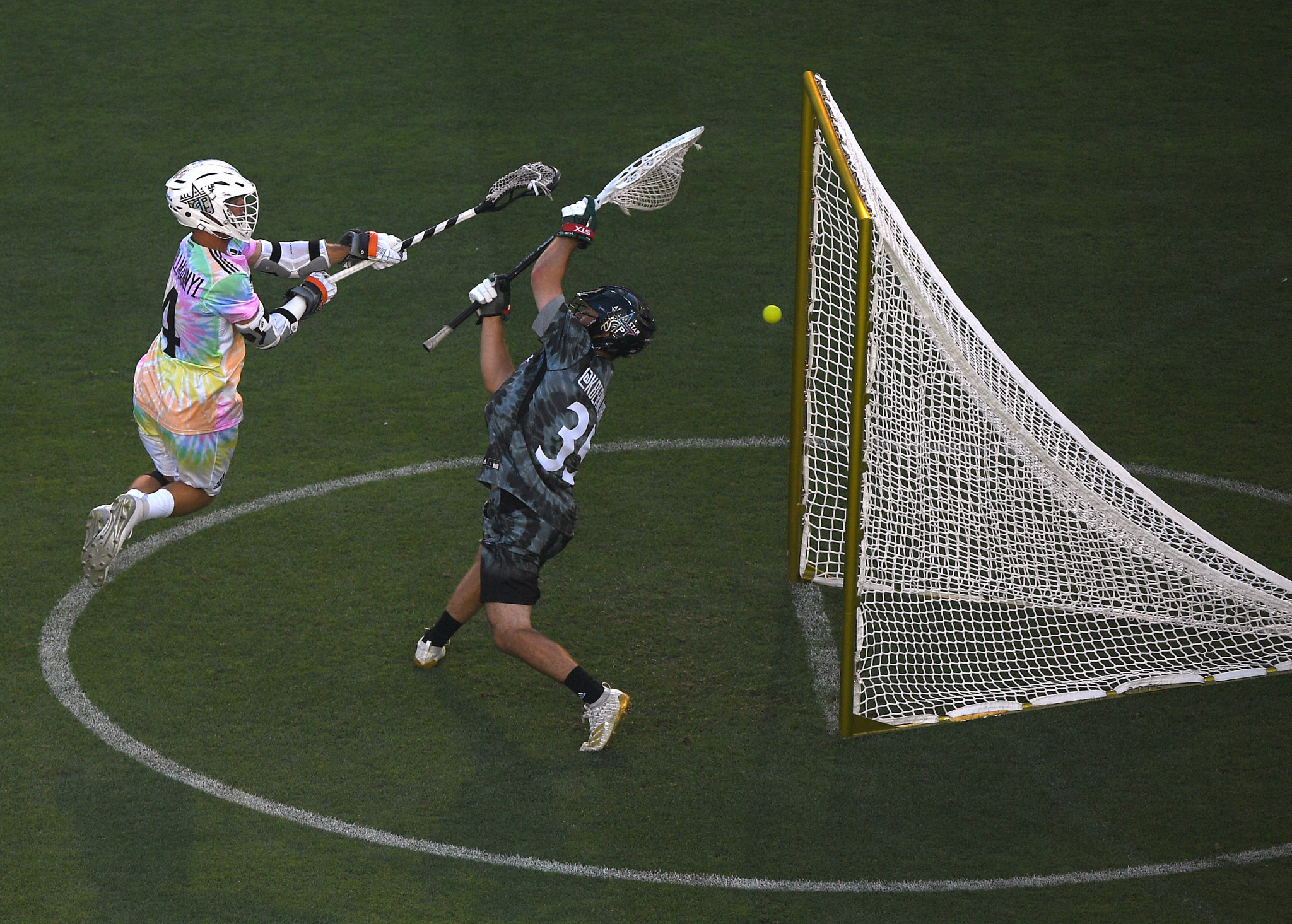 The Premier Lacrosse League is in its inaugural season ©Getty Images