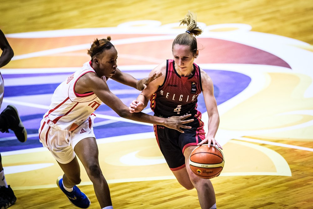 Belgium beat Mali 69-40 today to secure first place in Group B at the FIBA Under-19 Women's World Cup in Bangkok ©FIBA