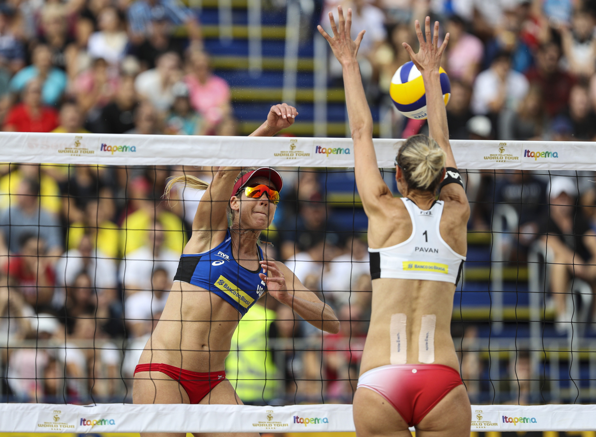 FIVB cancels four events and delays Under-19 Beach Volleyball World Championships over coronavirus crisis