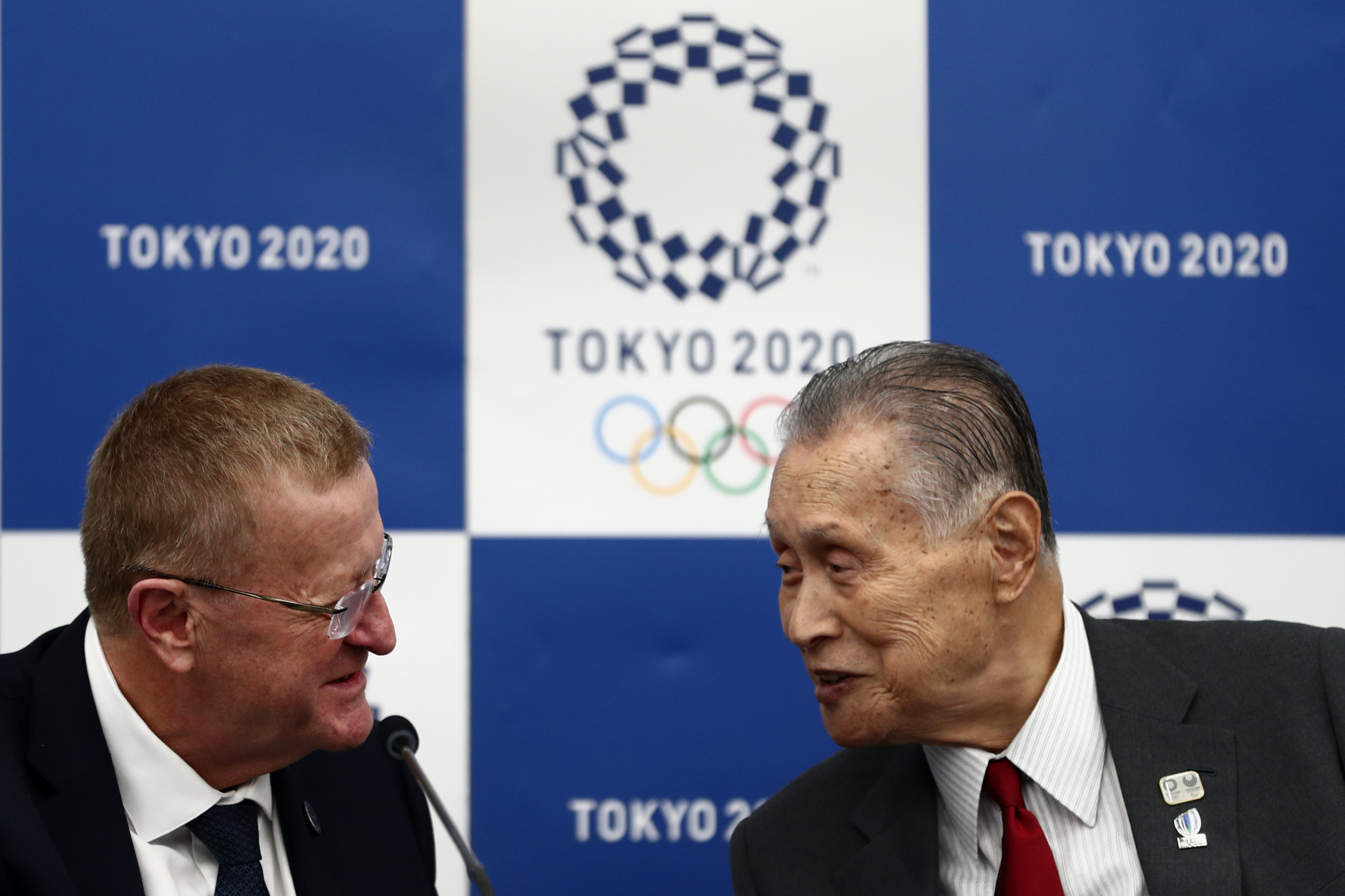 John Coates has called on Tokyo 2020 to ensure there is an immediate legacy after next year's Olympics by hosting major events after the conclusion of the Games ©Getty Images
