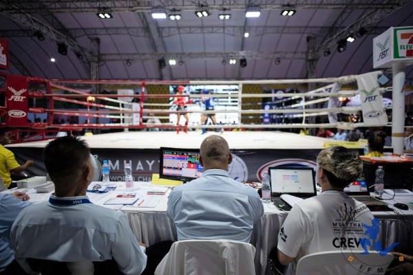 Action continued today at the IFMA World Championships in Bangkok ©IFMA