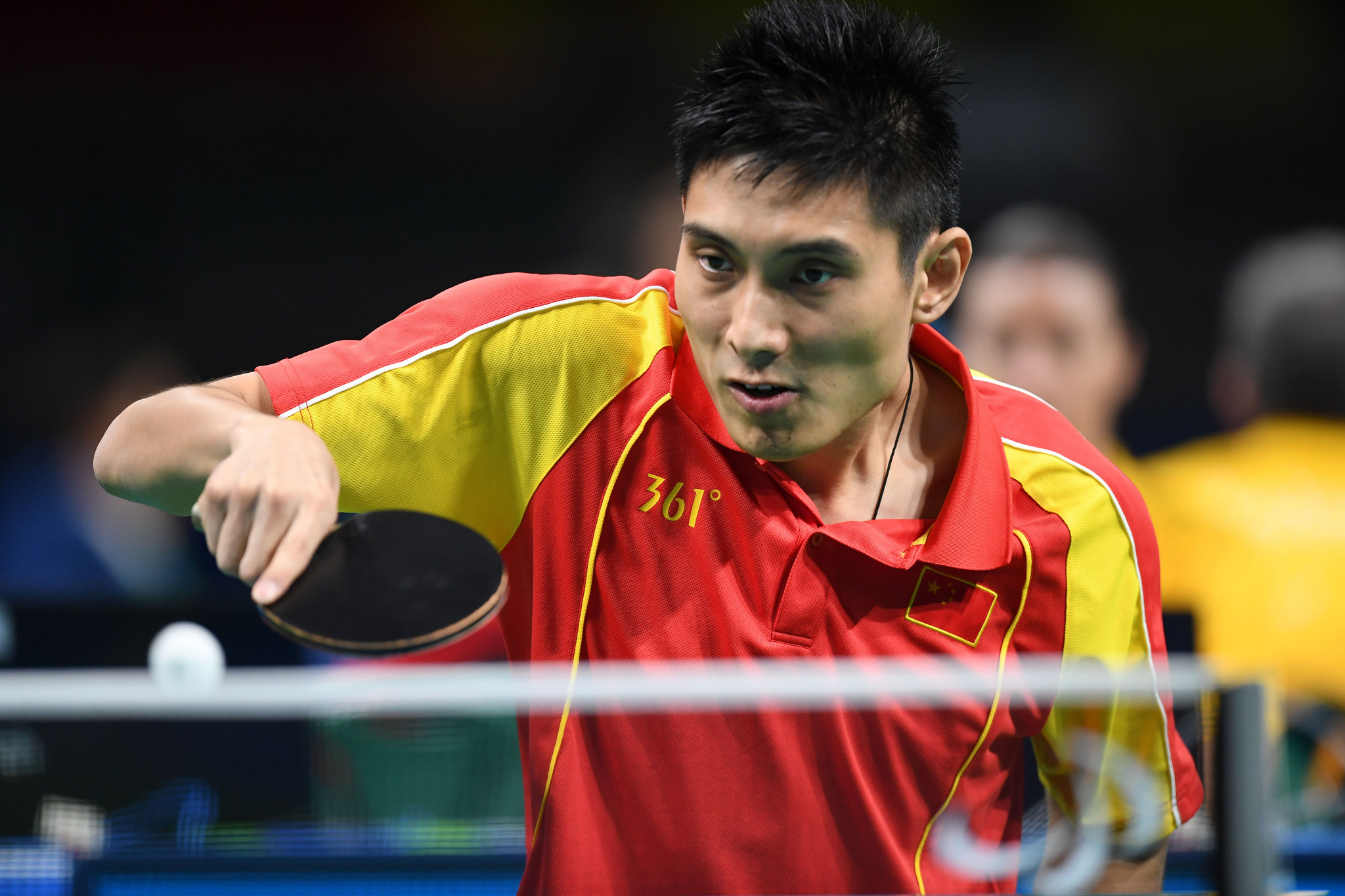 Chinese Paralympic champions start strongly at ITTF Asian Para Championships
