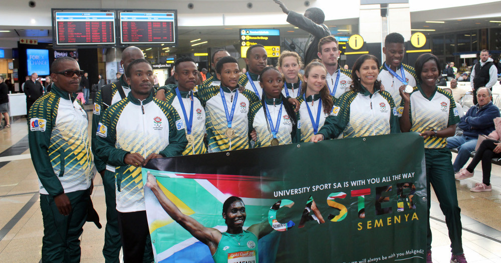 "USSA President ""proud"" after South Africa exceed expectations at Naples 2019"