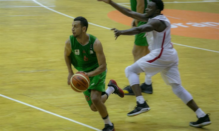 Algeria progressed to a quarter-final against Angola in the FIBA AfroCan event after beating Nigeria 84-80 today in Mali ©FIBA