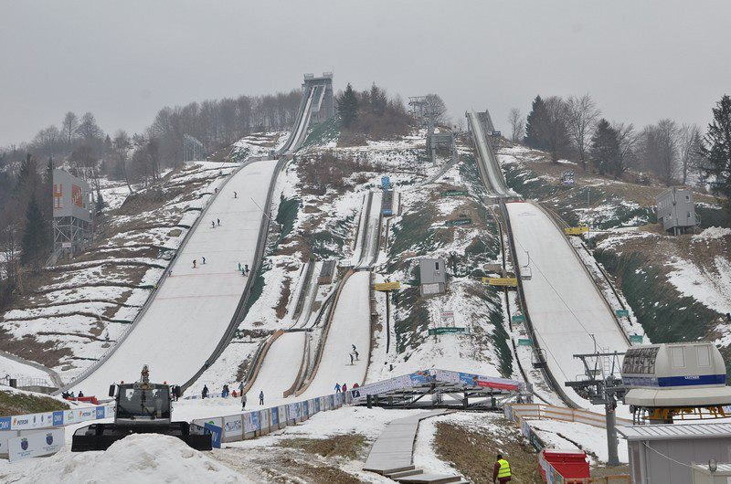 Romanian resort added to programme for FIS Men's Ski Jumping World Cup