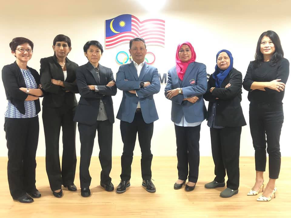 Olympic Council of Malaysia host Women and Sport Seminar
