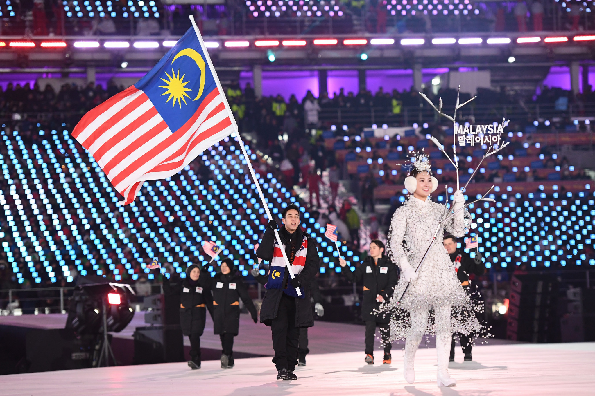 Malaysia is hoping to encourage more women to become involved with its sports governance ©Getty Images
