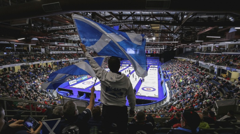 Volunteer recruitment campaign launched for 2020 World Men's Curling Championship in Glasgow