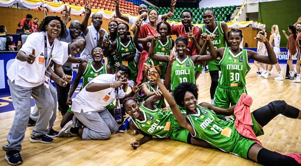 Mali stun Latvia to become Africa's first-ever quarter-finalist at FIBA Under-19 Women's World Cup