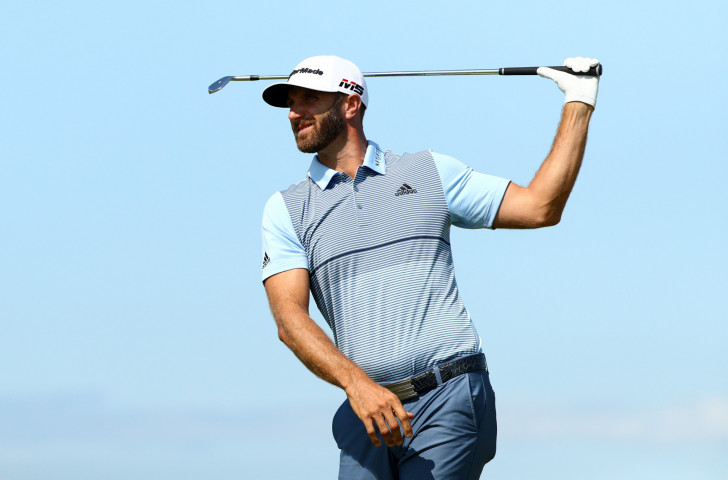 Dustin Johnson of the United States is one of six past champions in the field at the WGC-FedEx St. Jude Invitational ©Getty Images