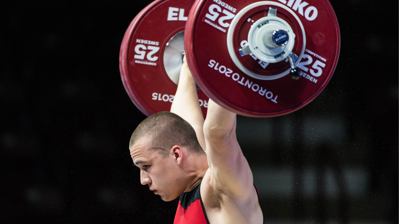 "Canada weightlifters represent ""serious medal threat"" at Pan American Games in Lima"