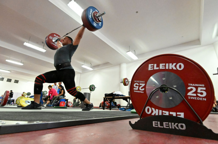Weightlifters are gearing up in Lima ahead of the Pan American Games, with their competition due to start on Saturday (July 27) ©Getty Images