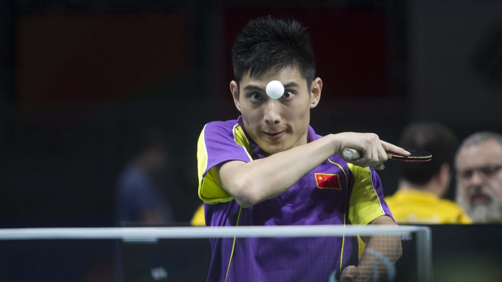 Chinese stars edge closer to glory at ITTF Asian Para Championships
