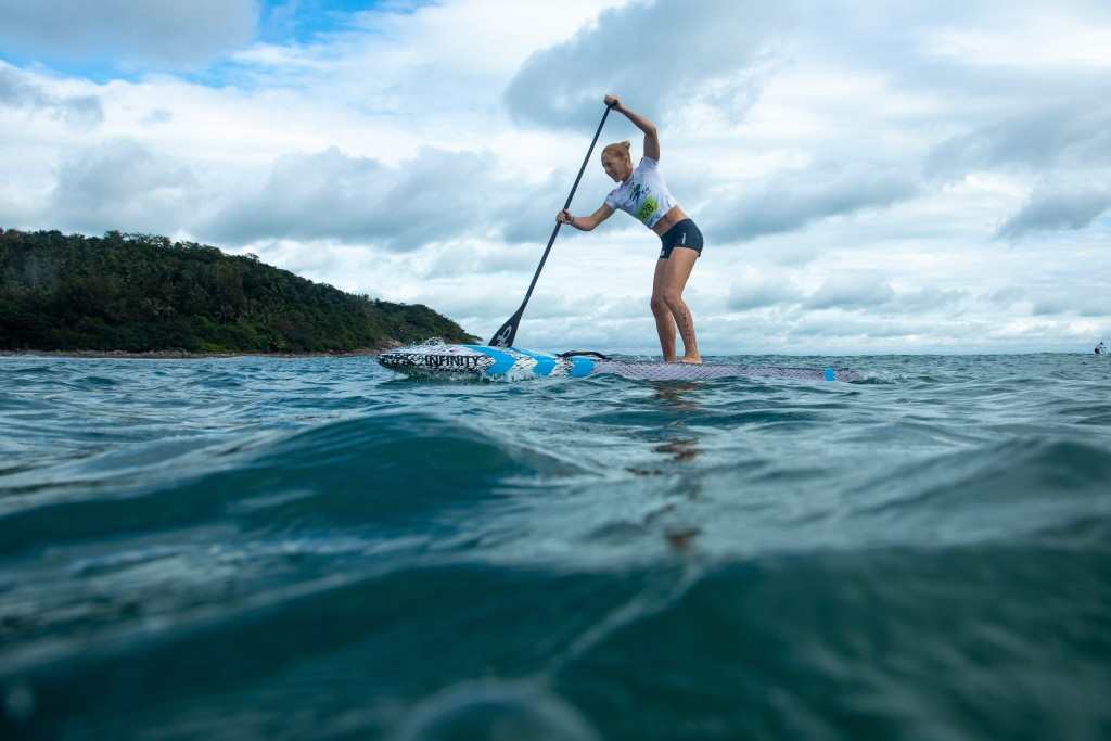 Stand up paddle will feature at the Games ©ISA/Pablo Jimenez