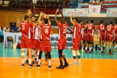Tunisia's clean sweep of pool wins at Men's African Volleyball Championship