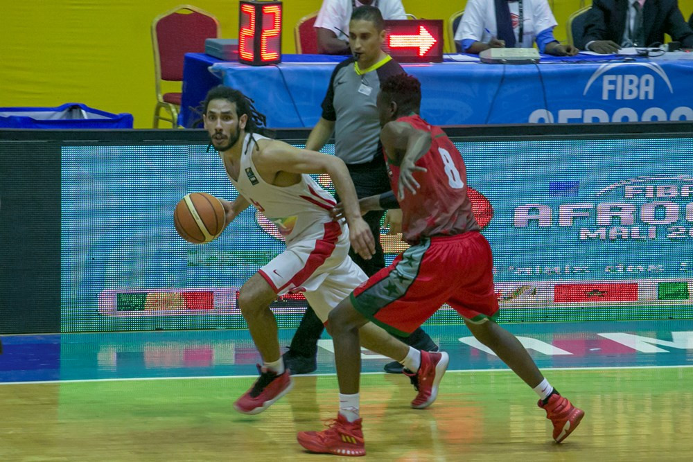 Kenya beat Tunisia in overtime to reach the semi-finals of the inaugural FIBA AfroCan ©Getty Images
