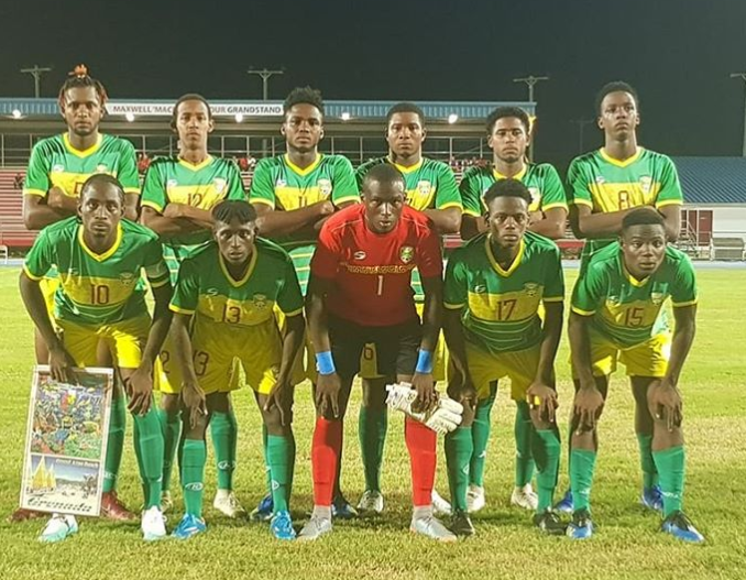 Grenada beat Cayman Islands as CONCACAF qualifying for Tokyo 2020 continues