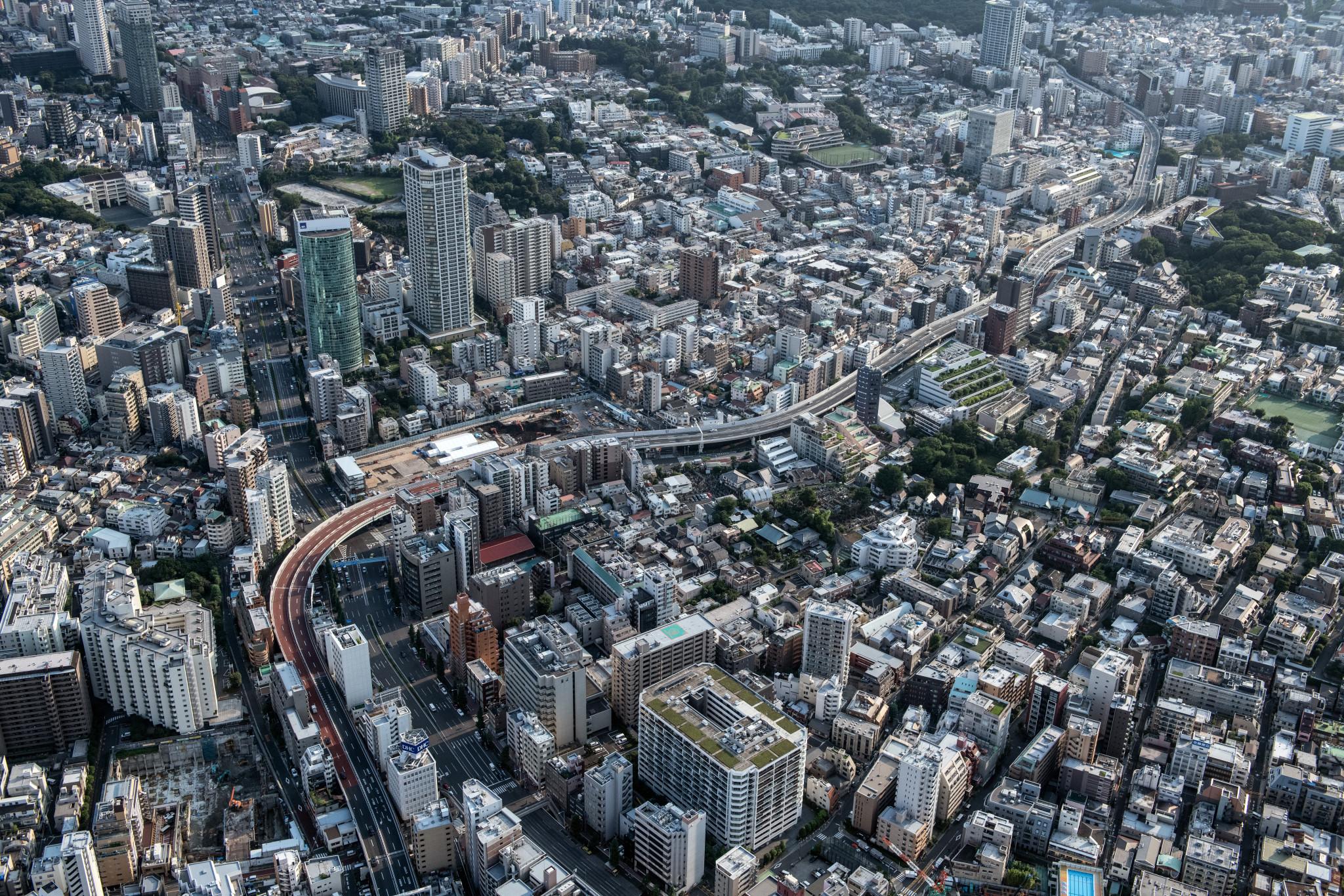 Huge traffic test held as part of bid to avoid Tokyo 2020 congestion