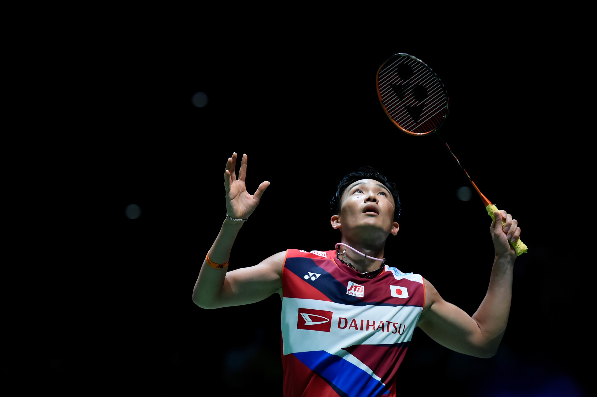 Home hero Momota marches on at BWF Japan Open and Tokyo 2020 test event