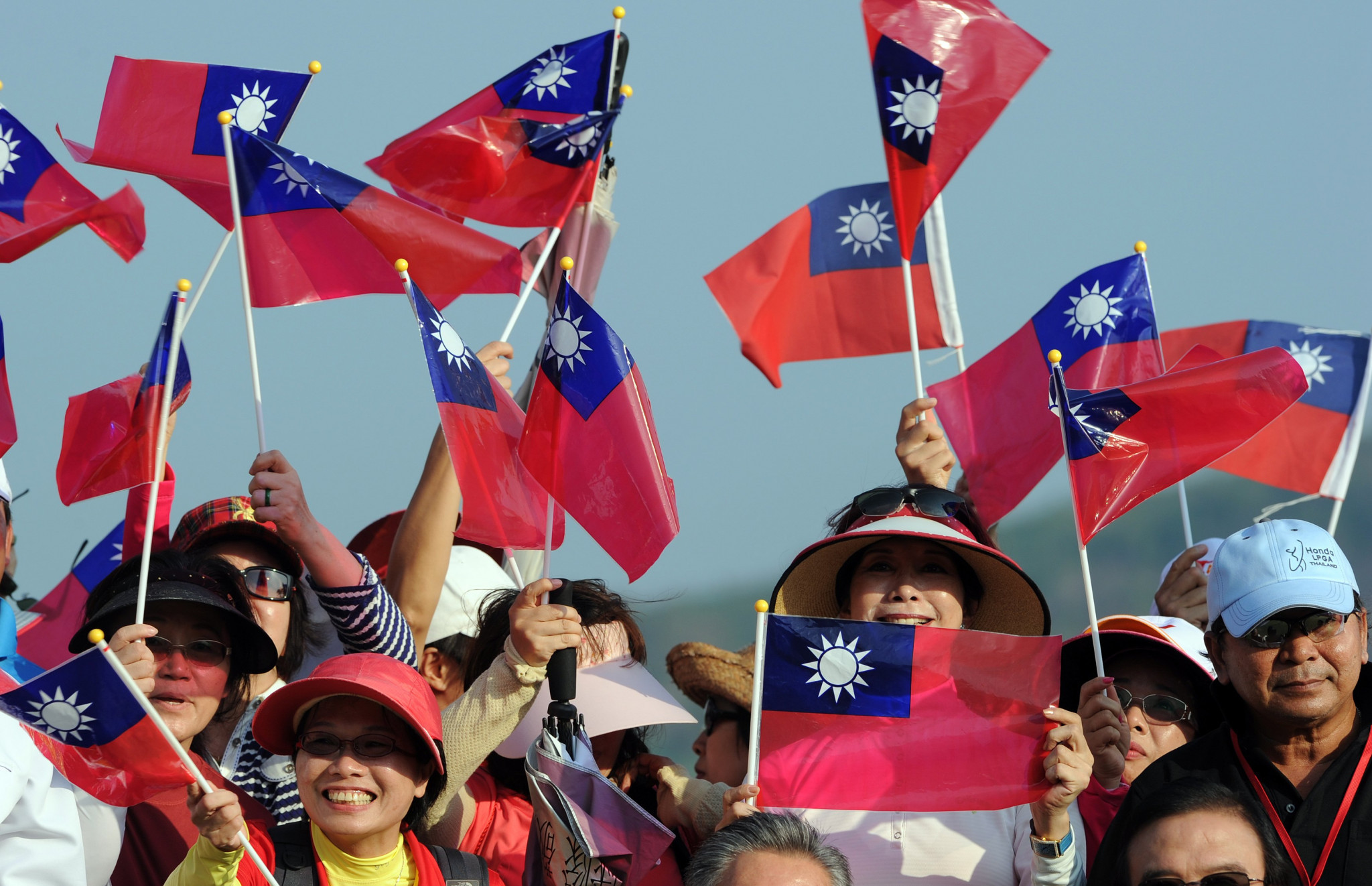 China claims Taiwan as part of its territory ©Getty Images