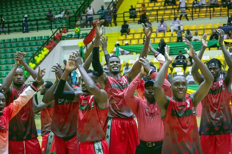 Kenyans progress to final of FIBA AfroCan 2019 after big win over Morocco